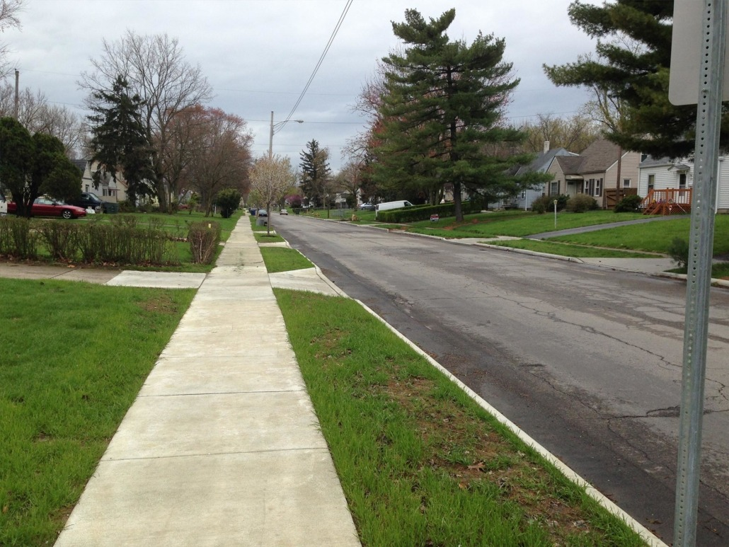 UIRF-BRENTNELL AND BAR HARBOR SIDEWALKS AND STREETSCAPE IMPROVEMENTS