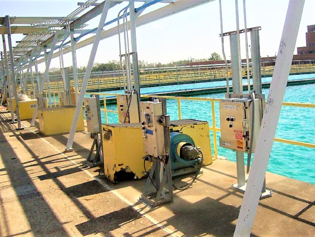 HAP CREMEAN WATER TREATMENT PLANT – SLUDGE PUMP RENOVATIONS & ELECTRICAL UPGRADES