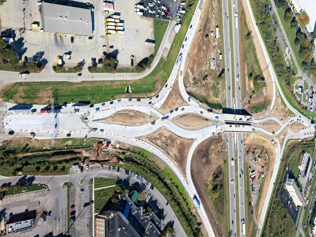 ROBERTS ROAD/I-270 DIVERGING DIAMOND INTERCHANGE ODOT