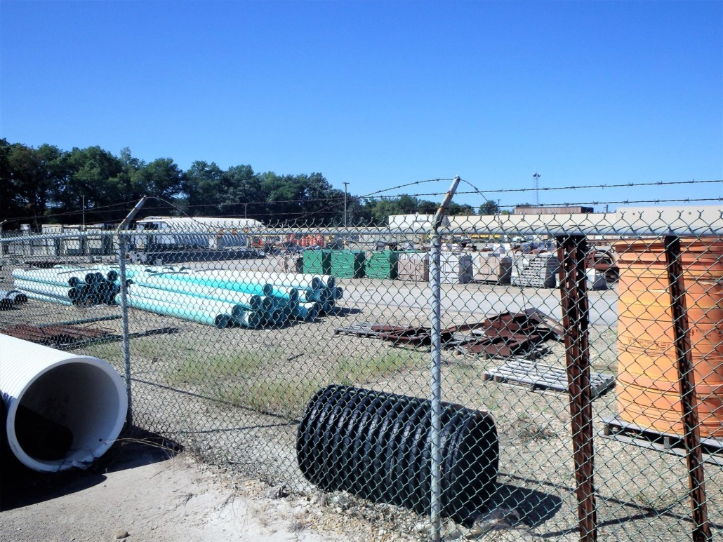 SEWER MAINTENANCE OPERATIONS CENTER (SMOC) STORMWATER FACILITIES IMPROVEMENTS